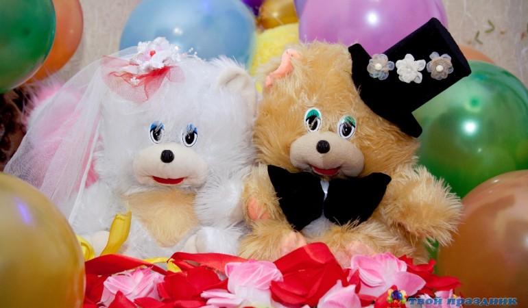 Поздравление с первой годовщиной свадьбы